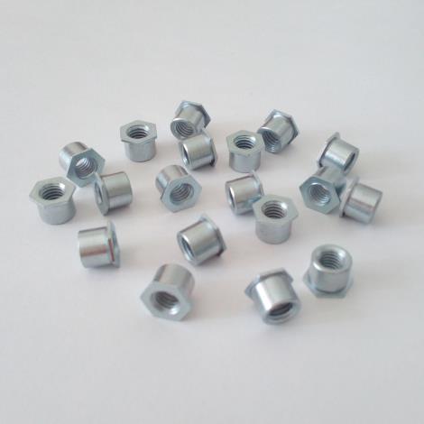 拉铆螺母,焊接螺钉加工